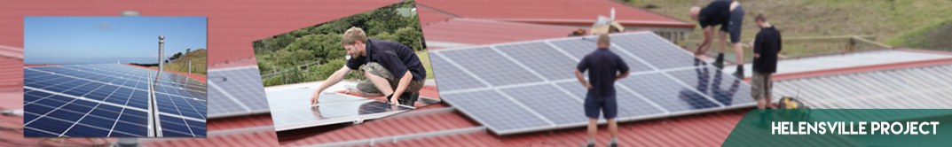 Solar projects in Helensville