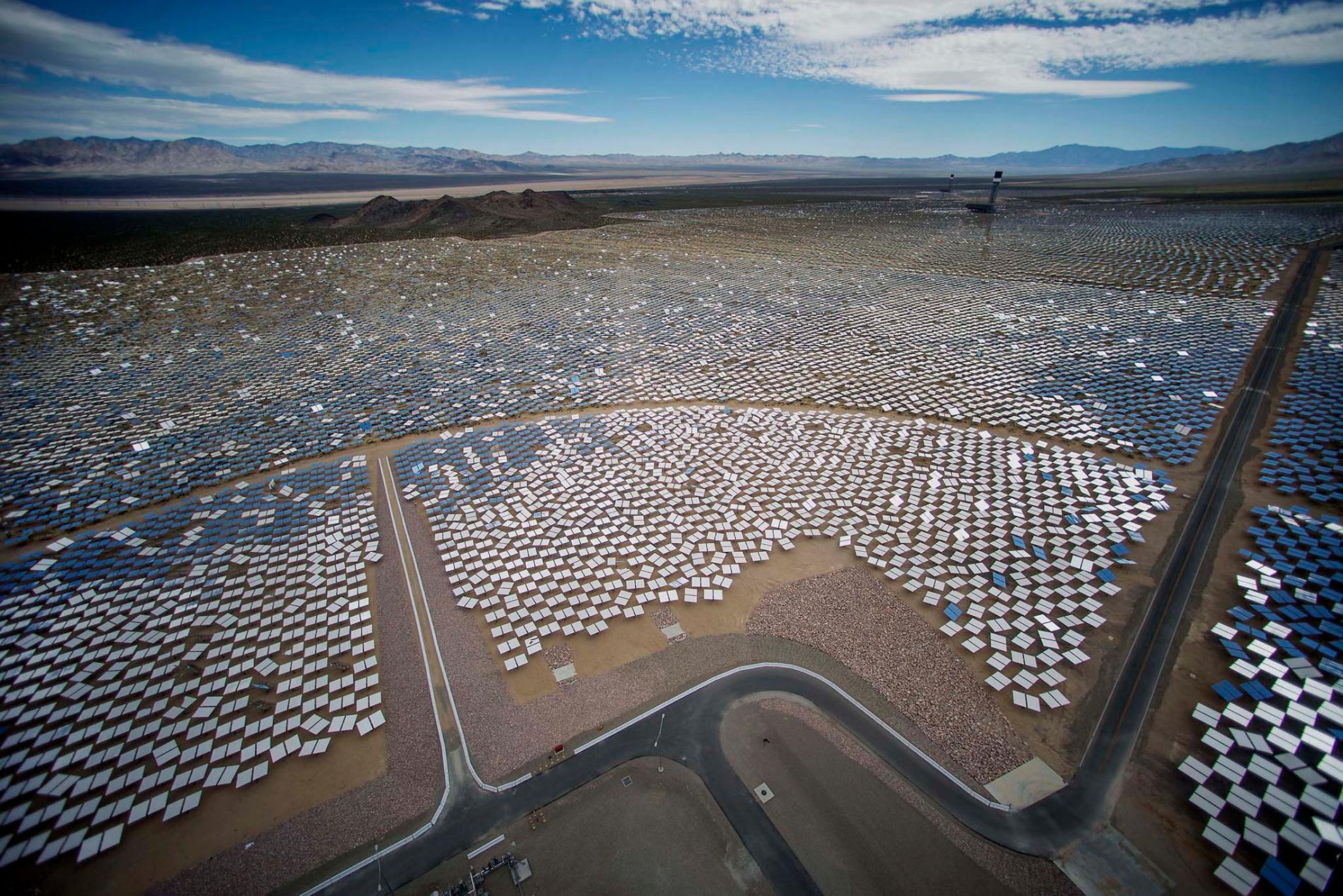 Renewable Energy Record Set In U S Solar Power