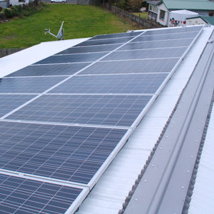 The Number of Solar Power Systems in New Zealand